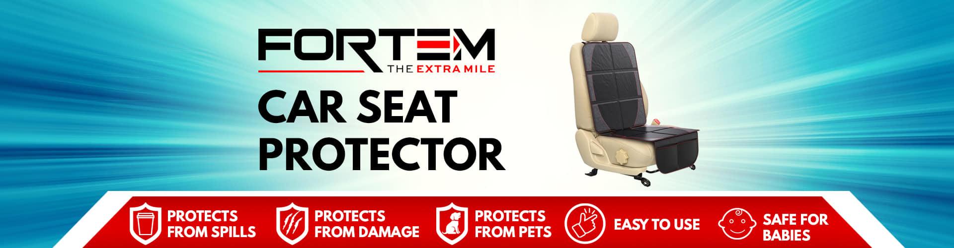 Car Seat Protector Fortem