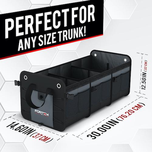 Trunk Organizer V3